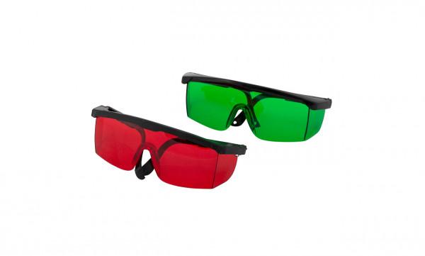 Laser Enhancing Glasses