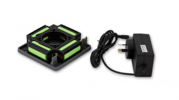 Rechargeable Battery Pack and charger for Rotec
